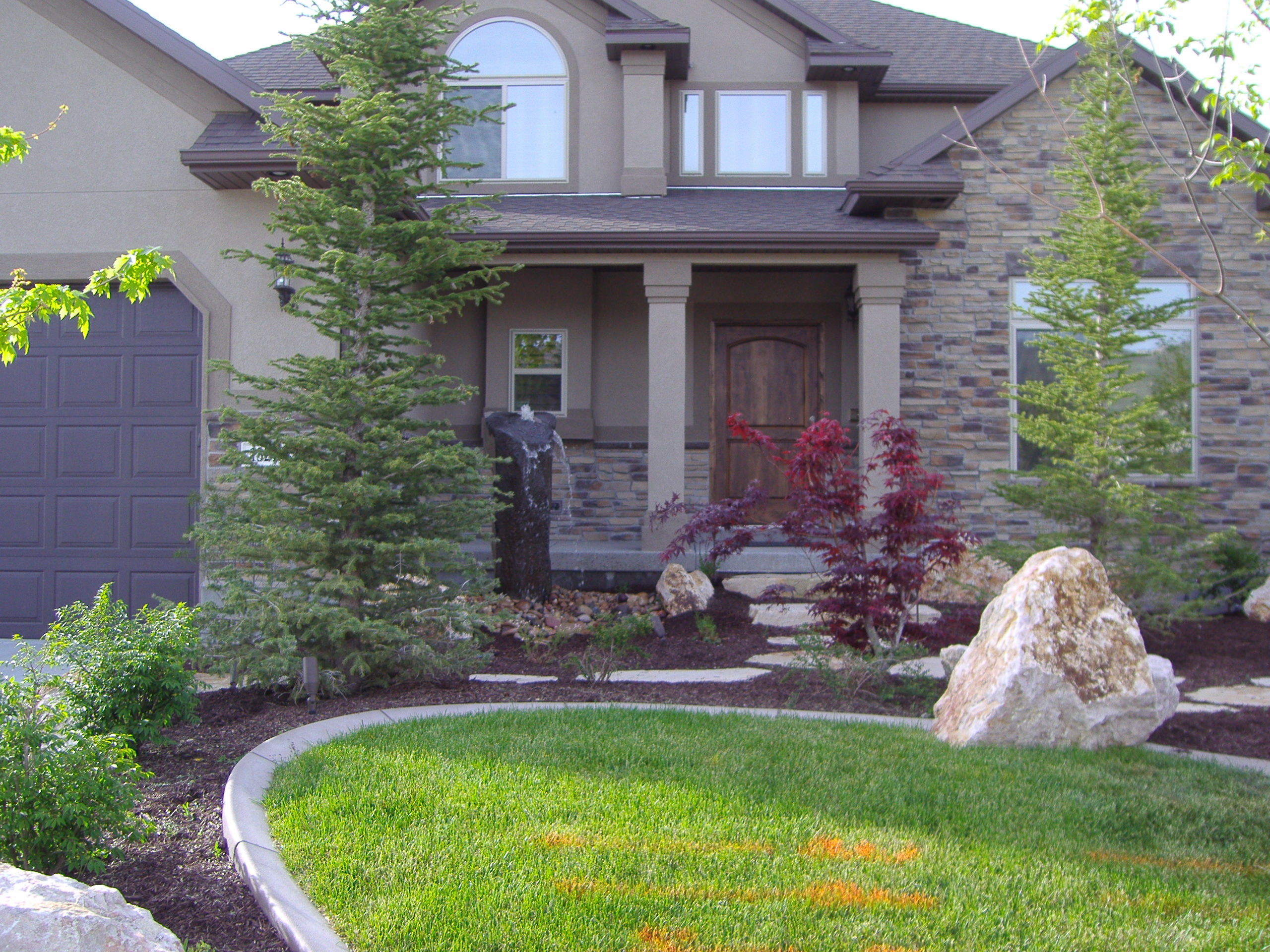 Access Yard Landscaping Ideas Utah Iss Landscaping