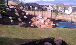 Water Feature Play Ground In Utah Chris Jensen