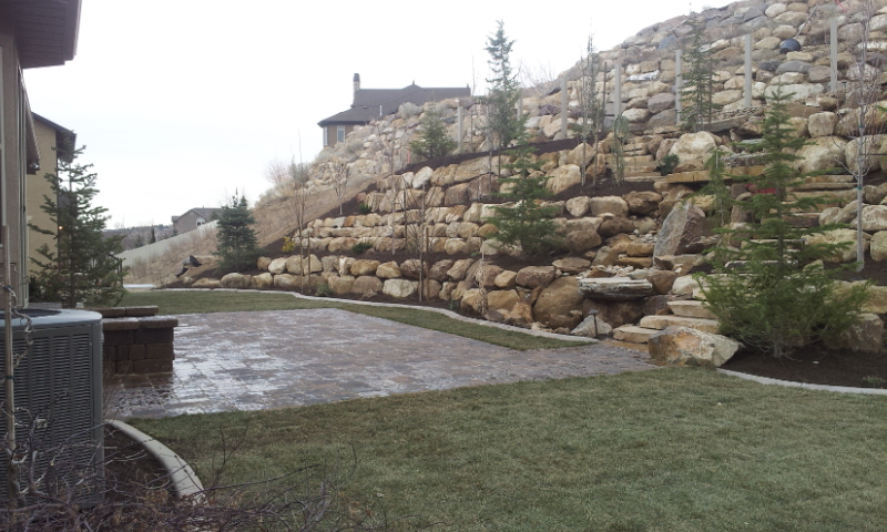 Chris Jensen Landscaping In Salt Lake City And Utah County Landscapers Landscaping Swimming