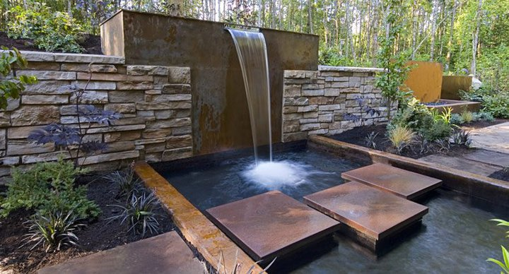 Architectural Water Features Water Feature Companies