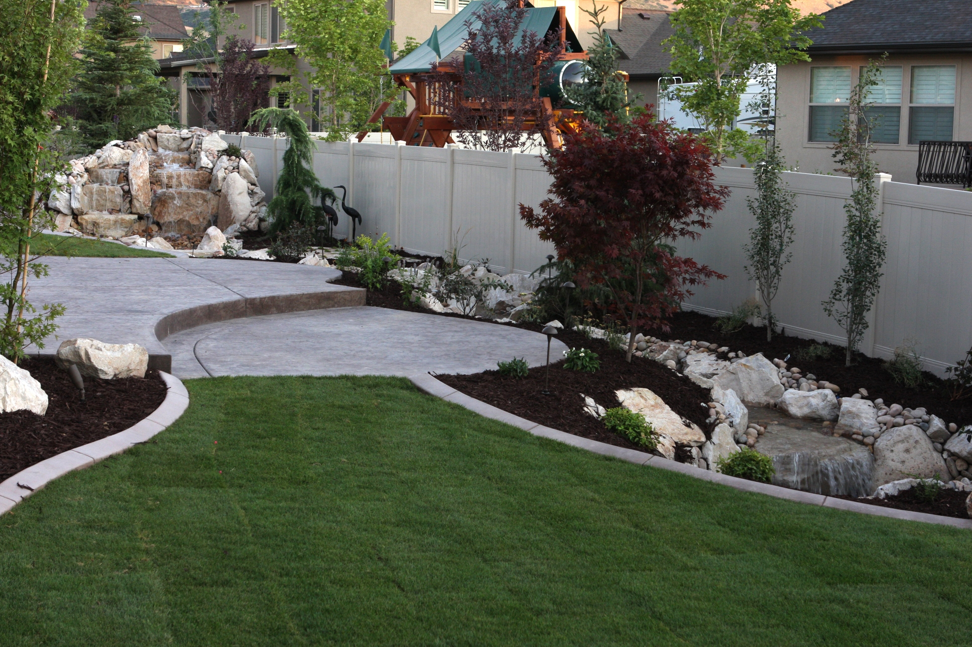 Backyard Design Companies backyard design ideas backyard design companies amazing concrete patio concrete patio design ideas and cost landscaping Our Specialties Include