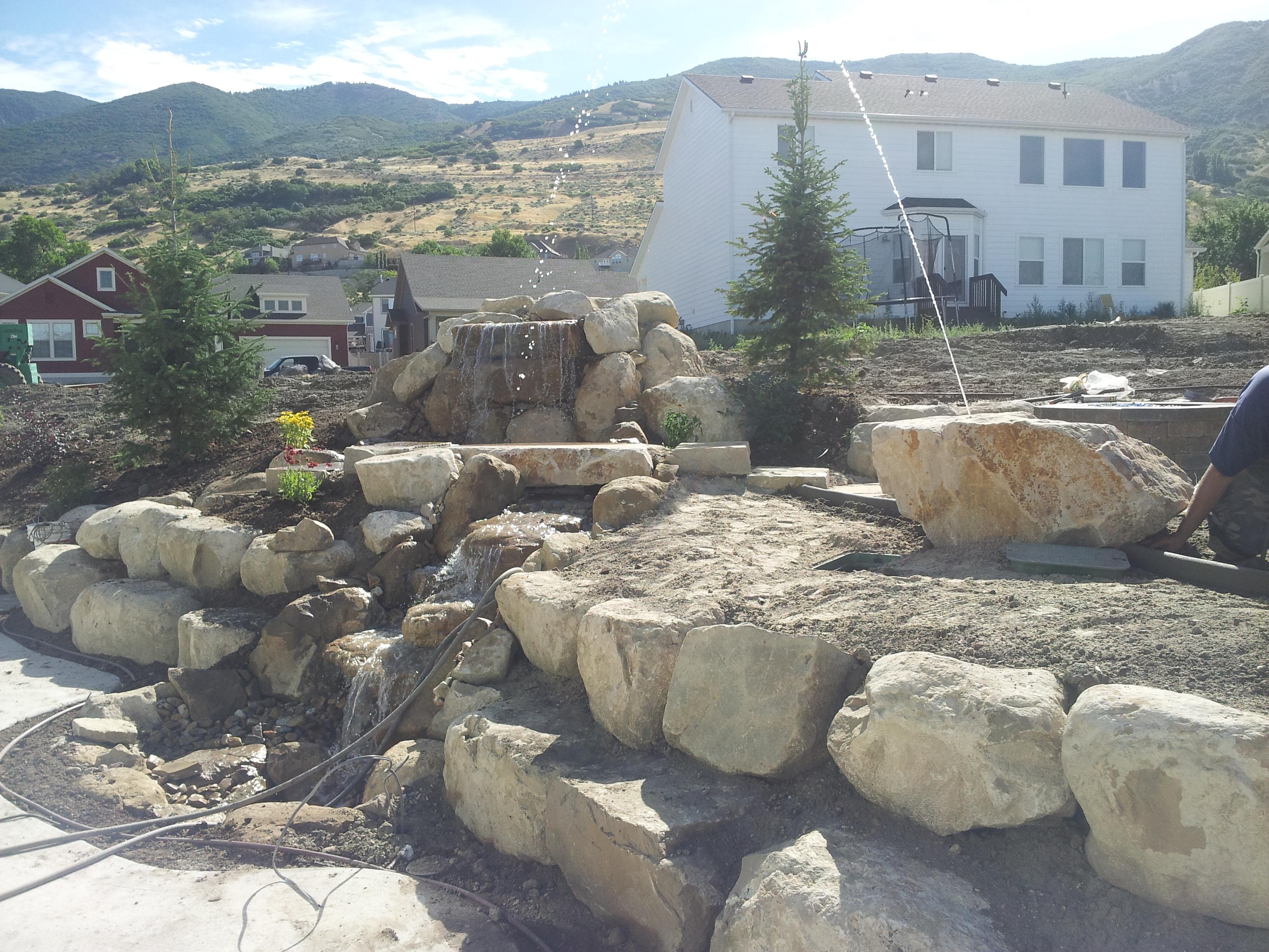 Landscaping rocks utah home landscape design for Landscaping rocks in salt lake city