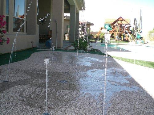 Splash pads in utah