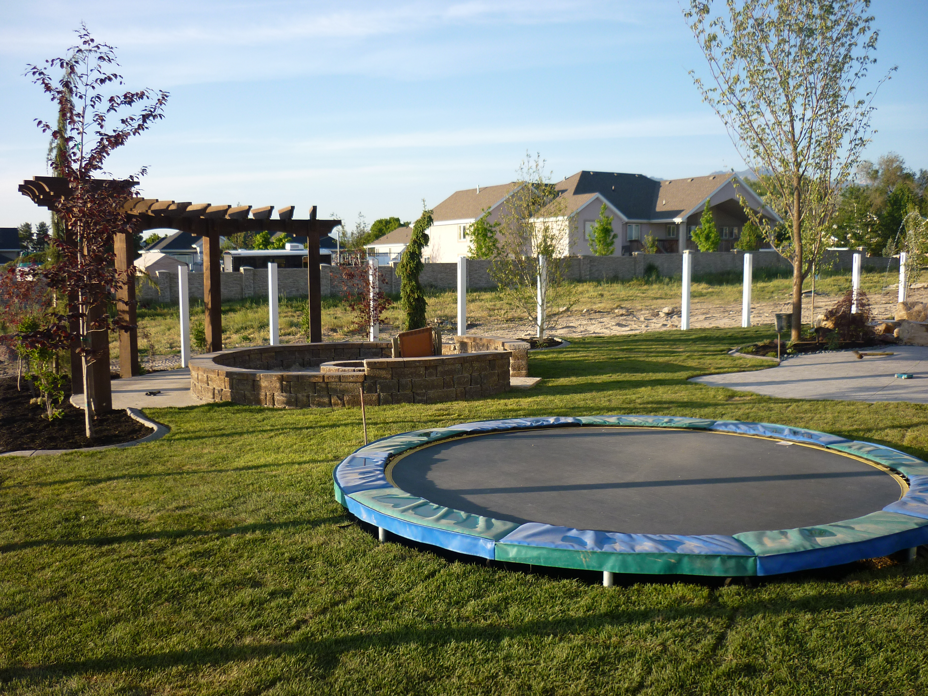 Utah Landscaper Landscaping The Front And Backyard Landscaping Company For Your Designs