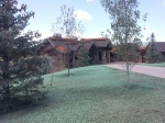 Park city Utah Landscaping, landscapers, water featres, trees, landscape contractors in Promintory point, Park City Utah