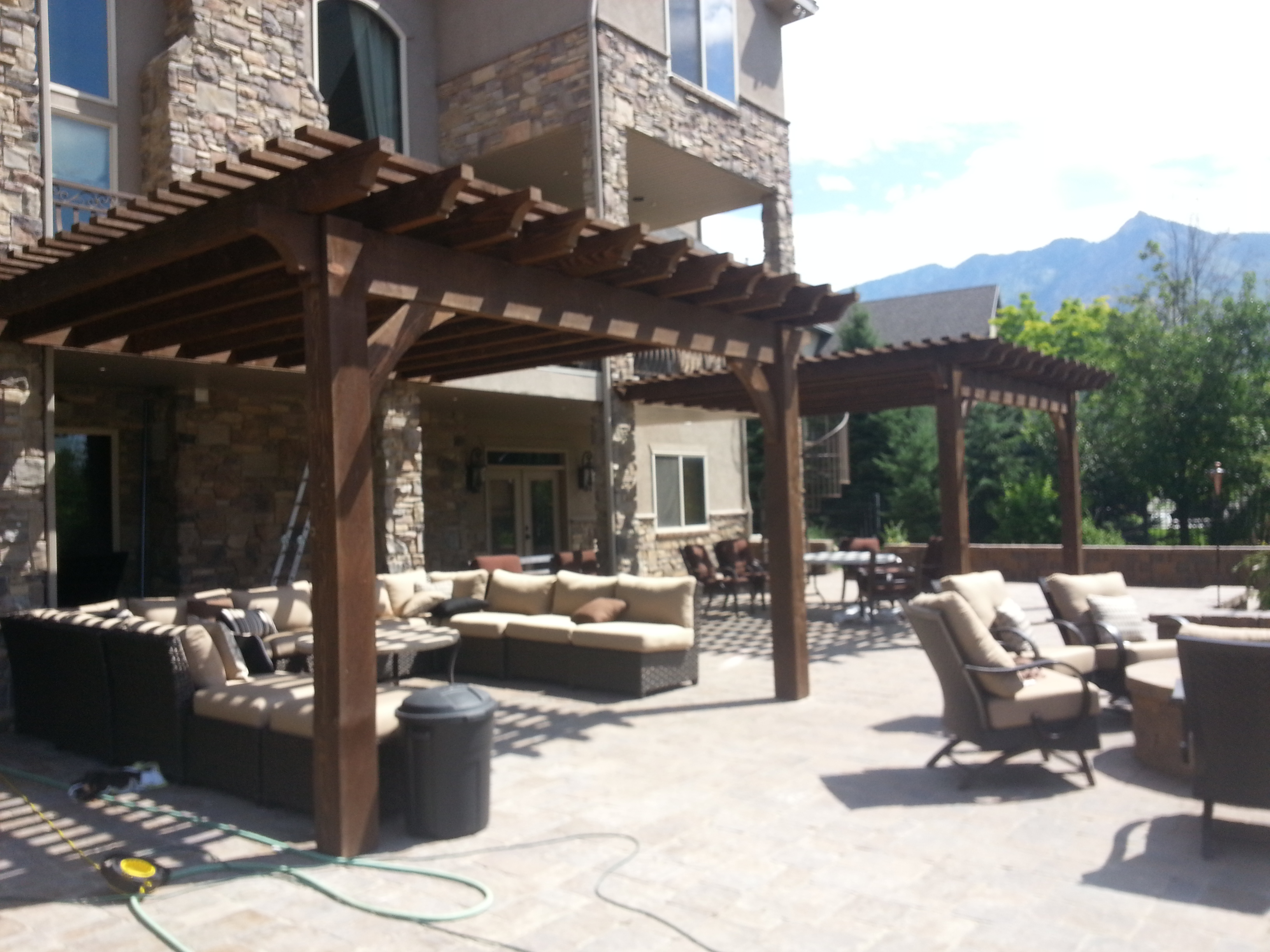 Amazing Pavers Around Pools, Paver Patios, Paver Walkways, Paver Walls, Paver Fire  Pits, Paver Steps, Front Walkways And Pathways In Utah And The Landscaping