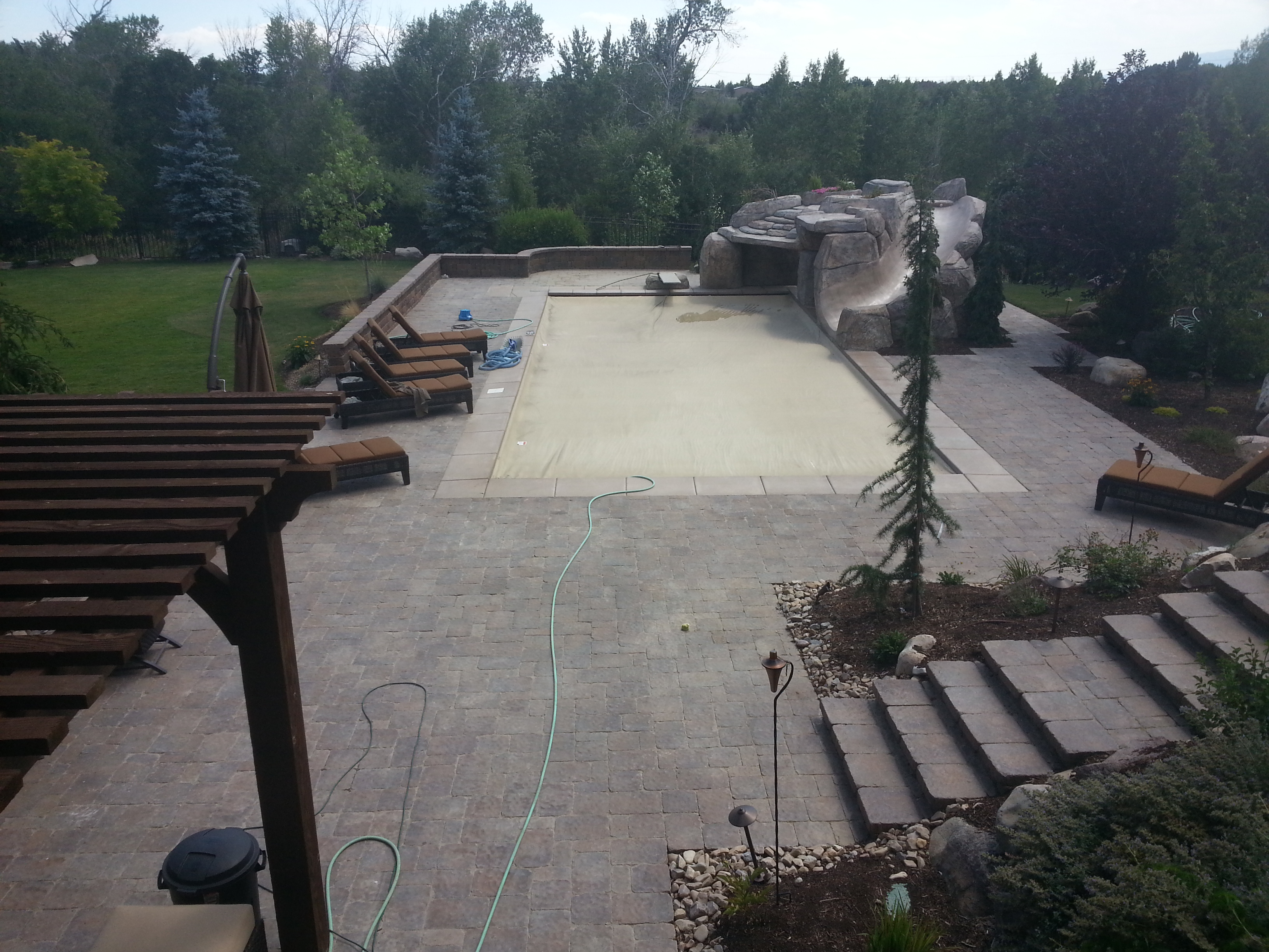 Pavers Around Pools Paver Patios Paver Walkways Paver