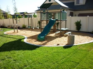Playground in South Jordan Utah