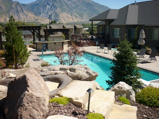 Utah Landscapers Landscaping Relandscaping And Adding Waterfeatures Water Fountains With The
