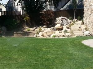 Landscaping In Pepperwood In Sandy Utah Belgard Pavers In