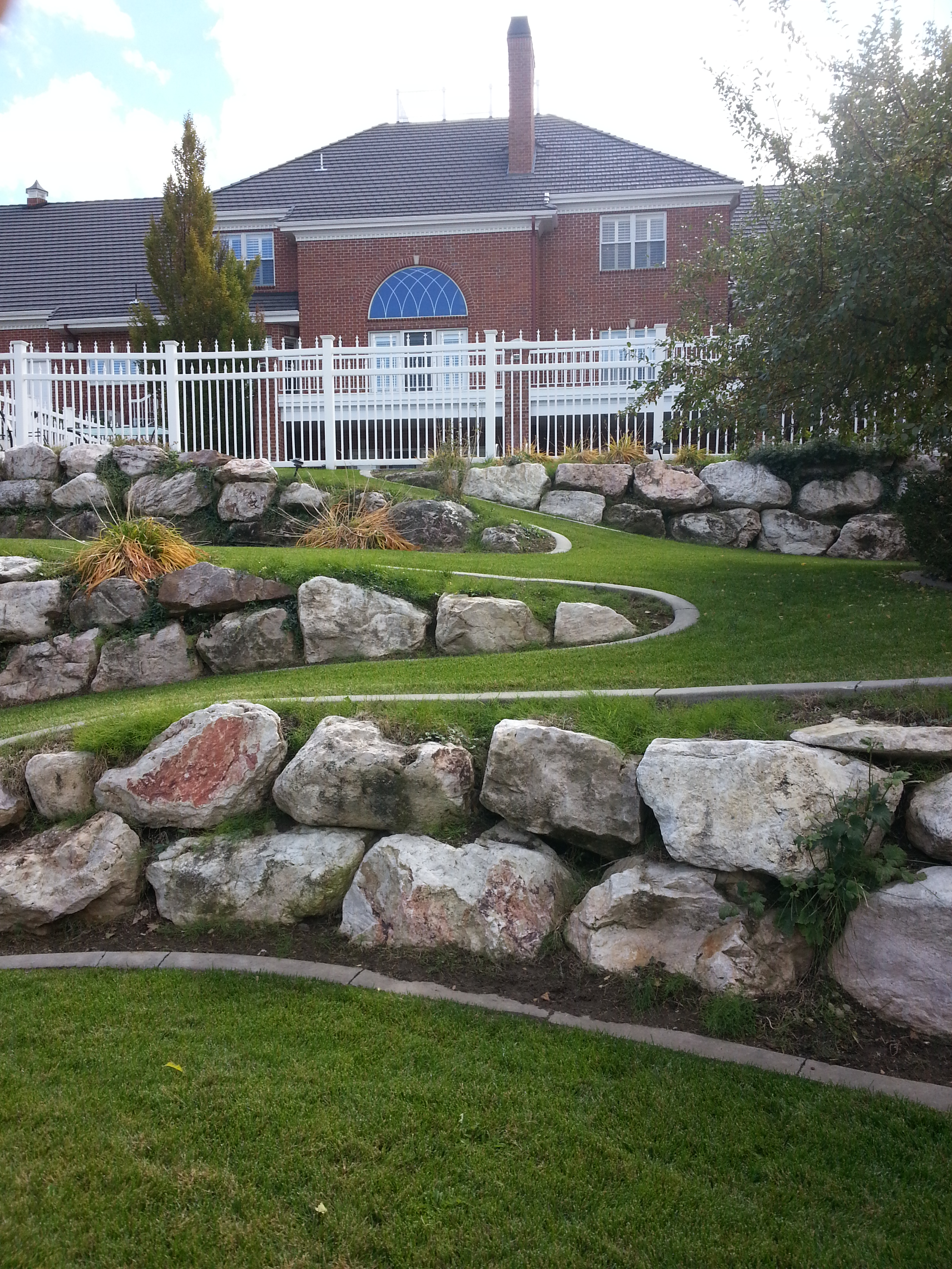 Utah Landscapers In Kaysville  Chris Jensen Landscaping. Front Doors. Interior Design Atlanta. Small Bathroom Mirror. Butcher Block Countertop Pros And Cons. Gray And White Rugs. Wrought Iron Banister. Leaded Glass Doors. Window Treatments For Sliding Glass Door