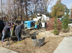 landscaping in Cottonwood Heights 015