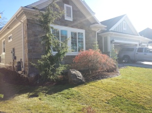 landscaping in Cottonwood Heights 050